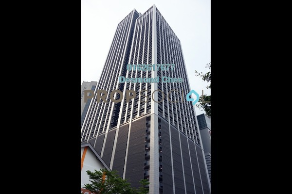 For Rent Office at Nu Towers, KL Sentral Freehold Fully Furnished 0R/0B 3.4k