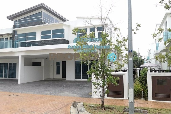 For Sale Semi-Detached at My Diva Homes, Cyberjaya Freehold Semi Furnished 5R/5B 1.5m
