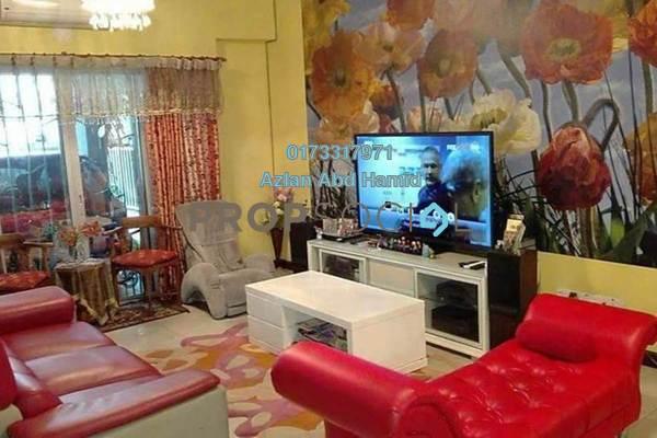 For Sale Terrace at Taman Selasih, Batu Caves Freehold Semi Furnished 4R/3B 820k