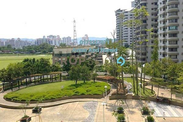 For Sale Condominium at Mutiara Upper East, Ampang Hilir Freehold Semi Furnished 3R/3B 1.3m