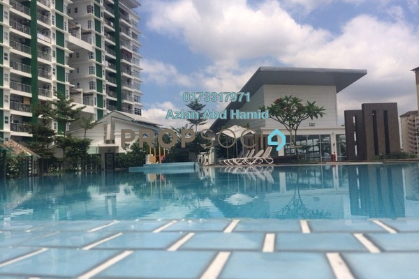 For Sale Condominium at D'Pines, Pandan Indah Freehold Unfurnished 3R/2B 630k
