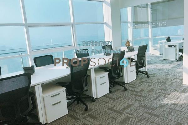 For Rent Office at Menara Axiata, KL Sentral Freehold Semi Furnished 0R/0B 6k