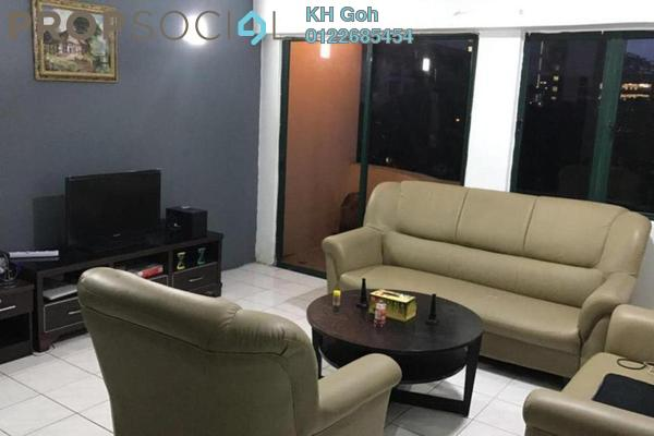 For Rent Condominium at Desa Kiara, TTDI Freehold Fully Furnished 3R/2B 2.1k