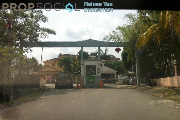 For Sale Semi-Detached at Lestari Mansion, Bandar Putra Permai Freehold Semi Furnished 4R/3B 880k