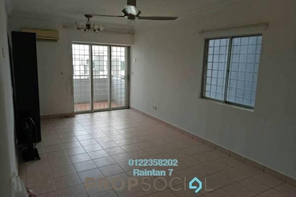 For Rent Condominium at Amadesa, Desa Petaling Freehold Semi Furnished 3R/2B 1.4k