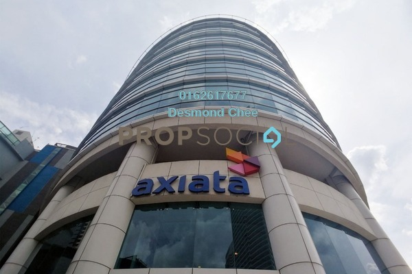 For Rent Office at Menara Axiata, KL Sentral Freehold Fully Furnished 0R/0B 3k