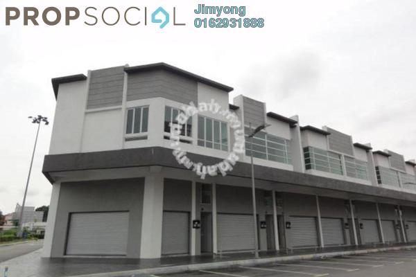 For Rent Office at PJS 2, PJ South Freehold Unfurnished 0R/1B 1.8k