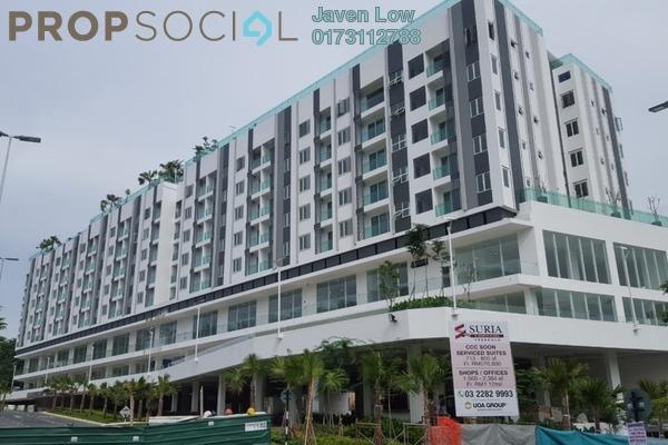 For Sale Condominium at Suria @ North Kiara, Segambut Freehold Semi Furnished 4R/3B 680k