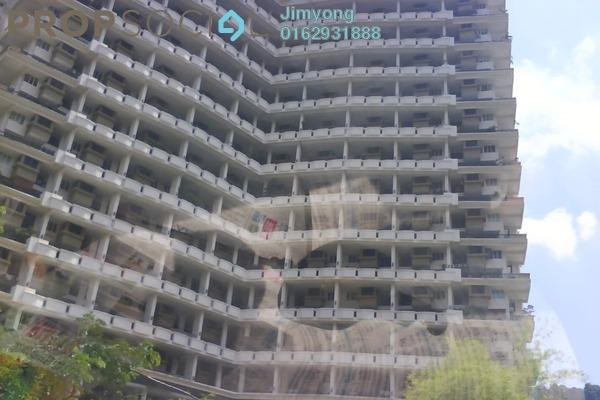 For Sale Condominium at Armanee Terrace I, Damansara Perdana Freehold Semi Furnished 3R/3B 1.1m