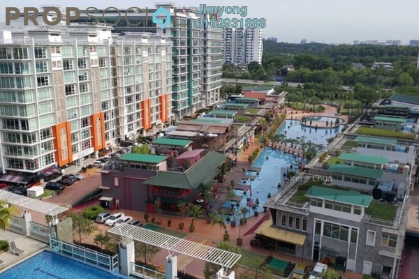For Rent Shop at Oasis Ara Damansara, Ara Damansara Freehold Unfurnished 0R/1B 13.5k