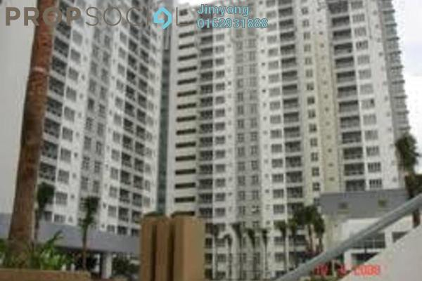For Rent Condominium at Sterling, Kelana Jaya Freehold Fully Furnished 3R/2B 3k