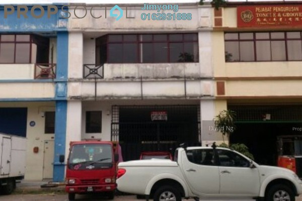 For Sale Shop at Sunway Damansara Technology Park, Sunway Damansara Freehold Semi Furnished 1R/0B 1.4m