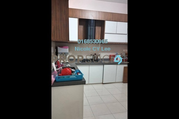For Sale Condominium at Tanjung Heights, Butterworth Freehold Fully Furnished 3R/2B 445k