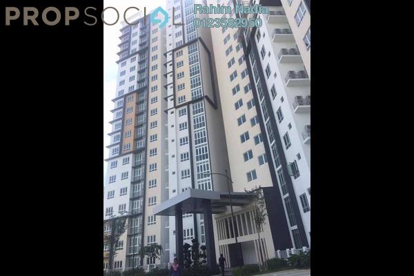 For Sale Condominium at Ceria Residences, Cyberjaya Freehold Unfurnished 3R/2B 600k