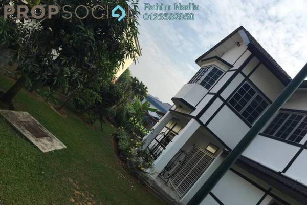 For Rent Bungalow at Section 9, Shah Alam Freehold Fully Furnished 6R/6B 9k