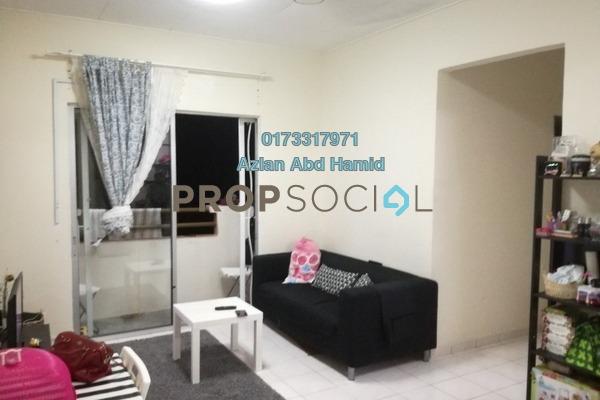 For Sale Apartment at Sri Hijauan, Ukay Freehold Unfurnished 3R/2B 255k