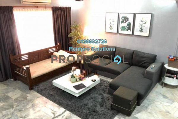 For Rent Terrace at Suadamai, Bandar Tun Hussein Onn Freehold Fully Furnished 4R/3B 2.1k