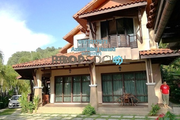 For Sale Bungalow at Putra Hill, Bukit Rahman Putra Freehold Semi Furnished 7R/8B 3.8m