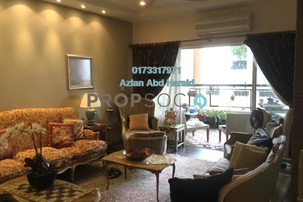 For Sale Condominium at Seri Maya, Setiawangsa Freehold Semi Furnished 4R/4B 1.05m