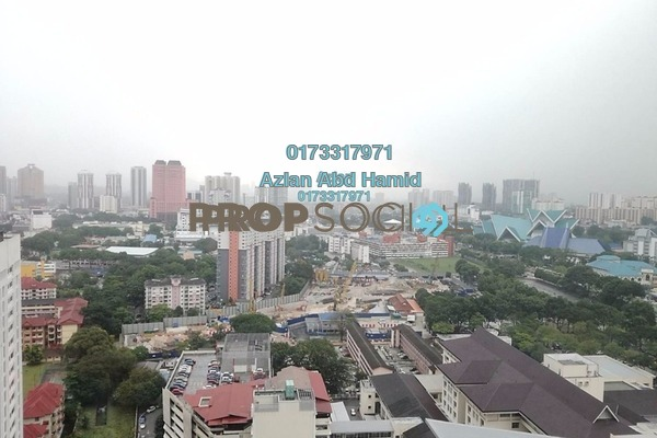 For Sale Condominium at The Orion, KLCC Freehold Fully Furnished 3R/3B 750k