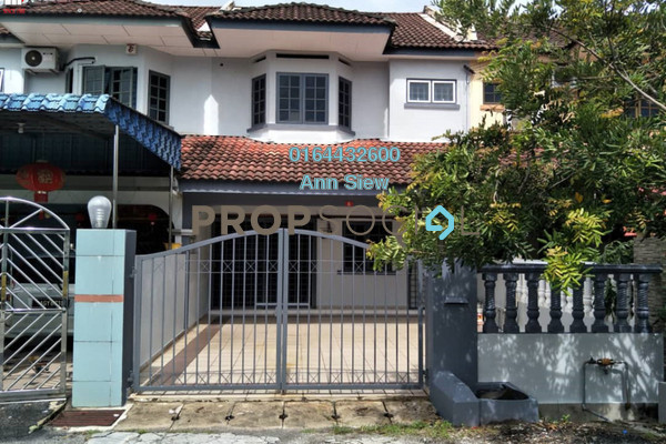 For Sale Terrace at Taman Ipoh Jaya Timur, Ipoh Leasehold Unfurnished 4R/3B 298k