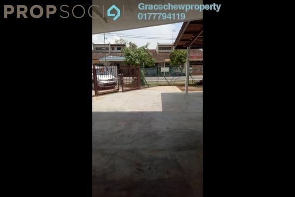For Rent Terrace at Kampung Teluk Ramunia, Pengerang Freehold Semi Furnished 3R/2B 4.2k