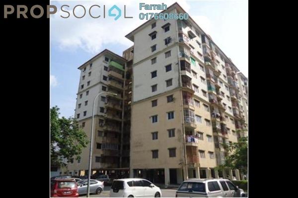 For Sale Apartment at Taman Tun Teja, Rawang Freehold Unfurnished 0R/0B 160k