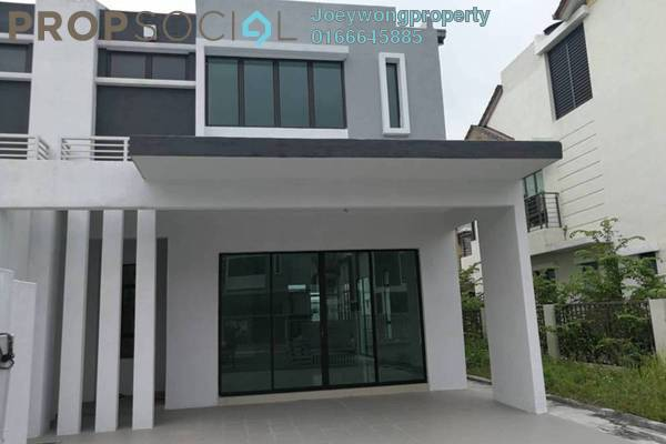 For Sale Terrace at Lakeside Residences, Puchong Freehold Unfurnished 5R/4B 980k