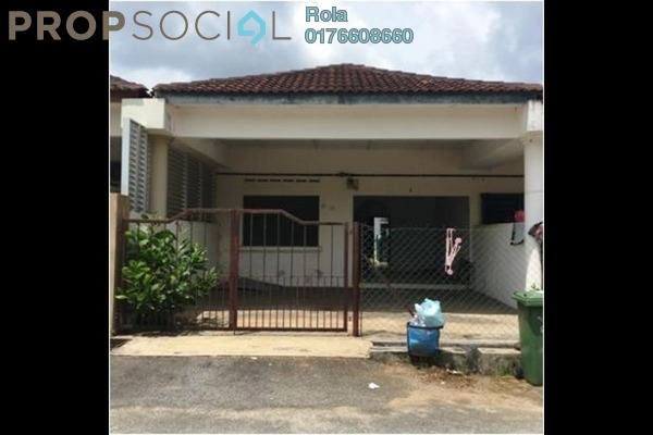 For Sale Terrace at Pelindung Heights, Kuantan Leasehold Unfurnished 0R/0B 102k