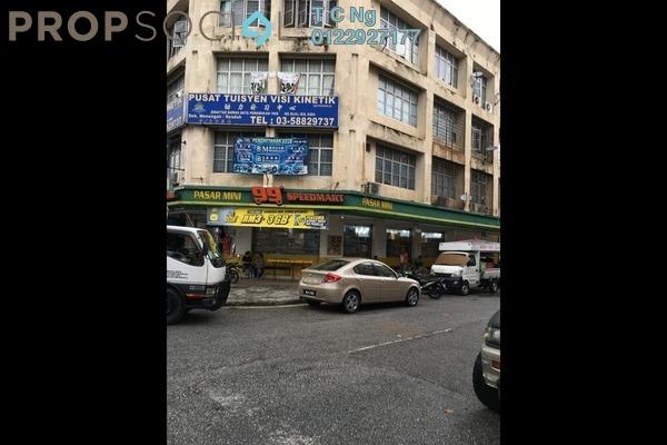 For Sale Apartment at Jalan Bandar, Pusat Bandar Puchong Freehold Unfurnished 3R/1B 252k