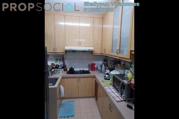 For Sale Apartment at D'Kiara Apartment, Pusat Bandar Puchong Freehold Semi Furnished 3R/2B 385k