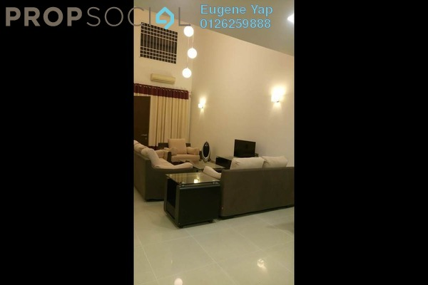 For Rent Terrace at Lake Fields, Sungai Besi Freehold Semi Furnished 5R/4B 2.8k
