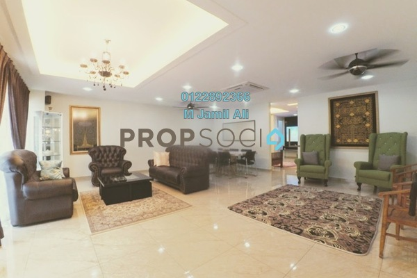 For Sale Link at Damai Murni, Alam Damai Leasehold Semi Furnished 4R/4B 1.09m