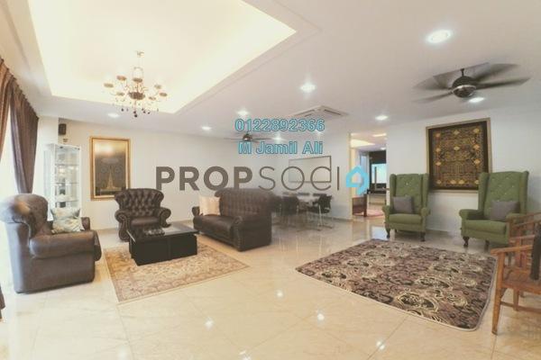 For Sale Link at Damai Murni, Alam Damai Leasehold Semi Furnished 4R/4B 1.09m