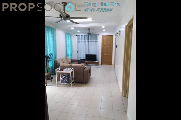 For Sale Terrace at Desira, Bandar Bukit Raja Freehold Semi Furnished 3R/2B 595k