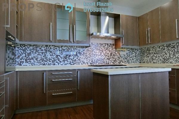 For Sale Duplex at Seri Maya, Setiawangsa Freehold Semi Furnished 4R/3B 1.13m