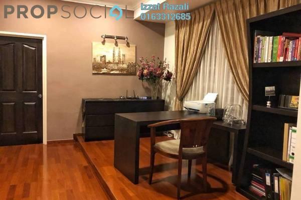 For Sale Terrace at Puncak Setiawangsa, Wangsa Maju Freehold Semi Furnished 4R/4B 1.35m