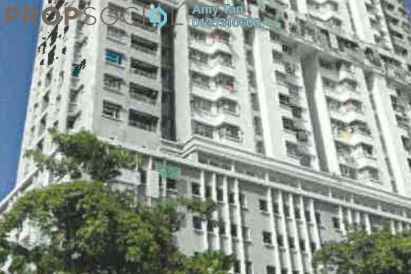 For Sale Apartment at Pulse, Gelugor Freehold Semi Furnished 3R/1B 400k