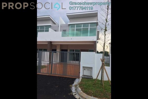For Rent Terrace at Desaru Utama, Kota Tinggi Freehold Fully Furnished 4R/3B 3k