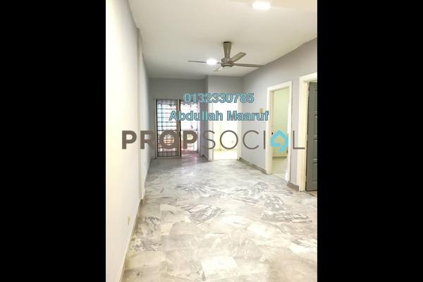 For Rent Apartment at Teratai Mewah Apartment, Setapak Freehold Semi Furnished 3R/1B 900translationmissing:en.pricing.unit