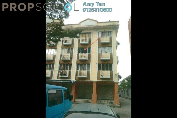 For Sale Apartment at Taman Subang Mas, Subang Jaya Freehold Semi Furnished 0R/0B 140k