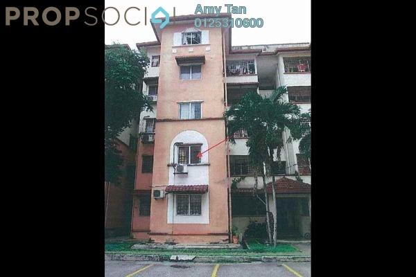 For Sale Apartment at Sri Kemuning, Kota Kemuning Freehold Semi Furnished 0R/0B 235k