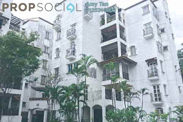 For Sale Apartment at Andalucia, Pantai Freehold Semi Furnished 0R/0B 666k