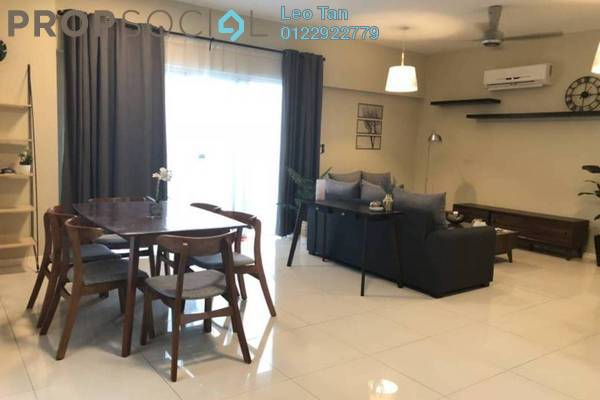 For Rent Condominium at Villa Orkid, Segambut Freehold Fully Furnished 4R/3B 3k