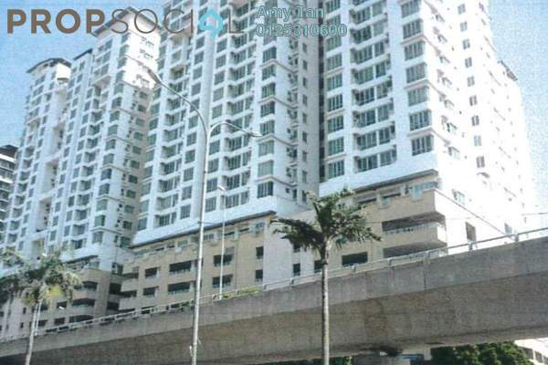 For Sale Serviced Residence at Casa Tiara, Subang Jaya Freehold Semi Furnished 0R/0B 320k