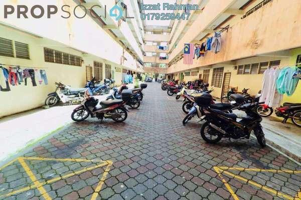 For Sale Apartment at Taman Semenyih Indah, Semenyih Freehold Unfurnished 3R/2B 100k