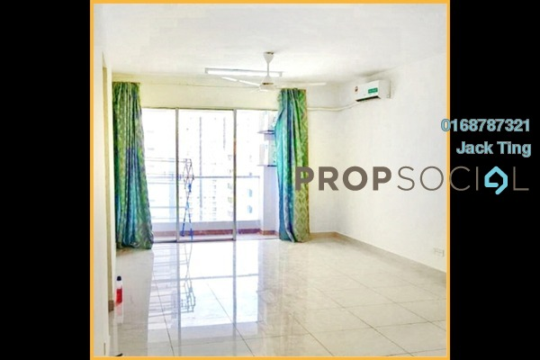 For Sale Condominium at Platinum Hill PV2, Setapak Freehold Semi Furnished 4R/2B 650k