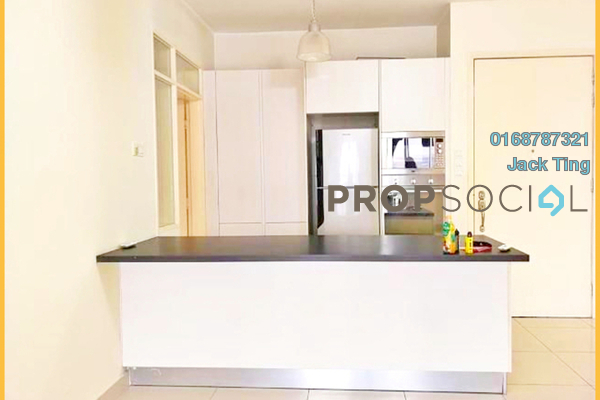 For Rent Condominium at Platinum Hill PV2, Setapak Freehold Semi Furnished 3R/2B 2k