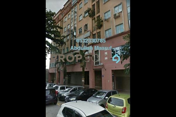 For Rent Office at Diamond Square, Setapak Freehold Unfurnished 3R/1B 900translationmissing:en.pricing.unit