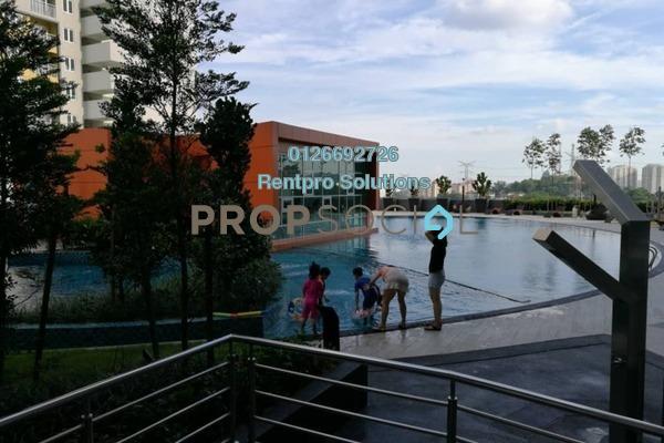 For Rent Condominium at The Holmes, Bandar Tun Razak Freehold Fully Furnished 3R/2B 2.4k